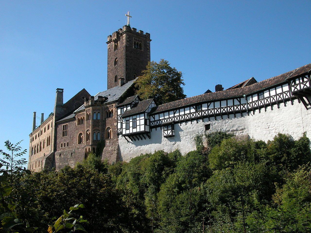 File Wartburg Eisenach Dscn3512 Jpg Germany Castles Beautiful Castles World Heritage Sites