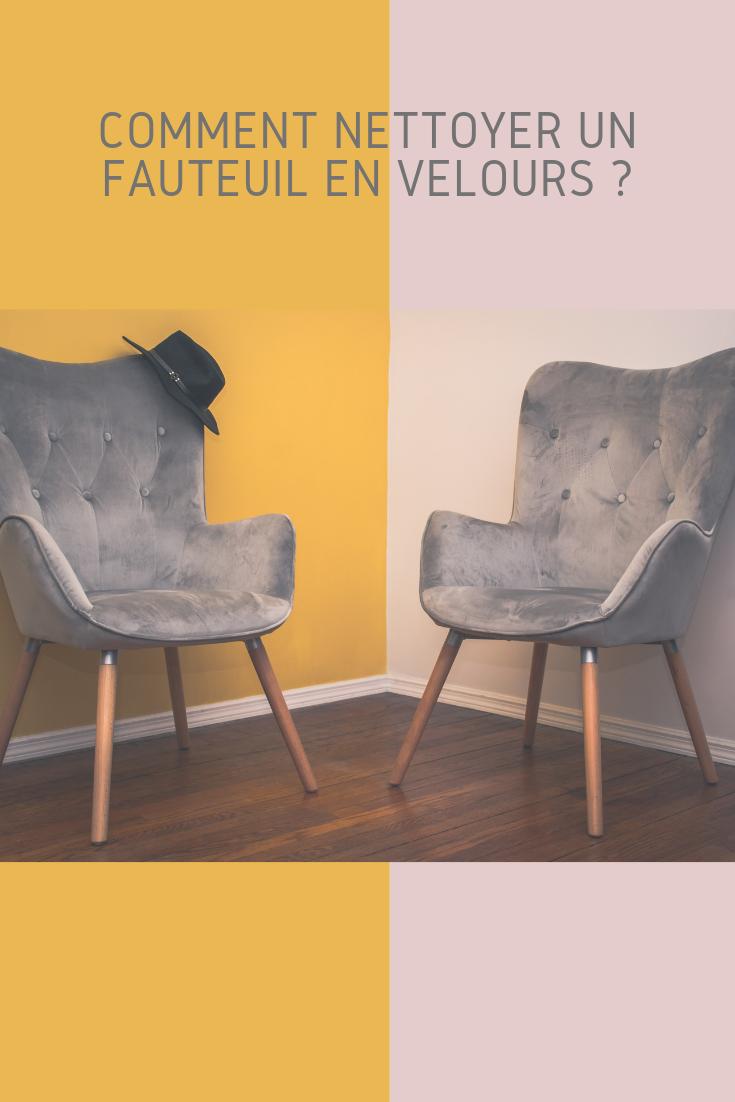 Comment Nettoyer Un Fauteuil En Velours Fauteuil Velours Fauteuil Velours