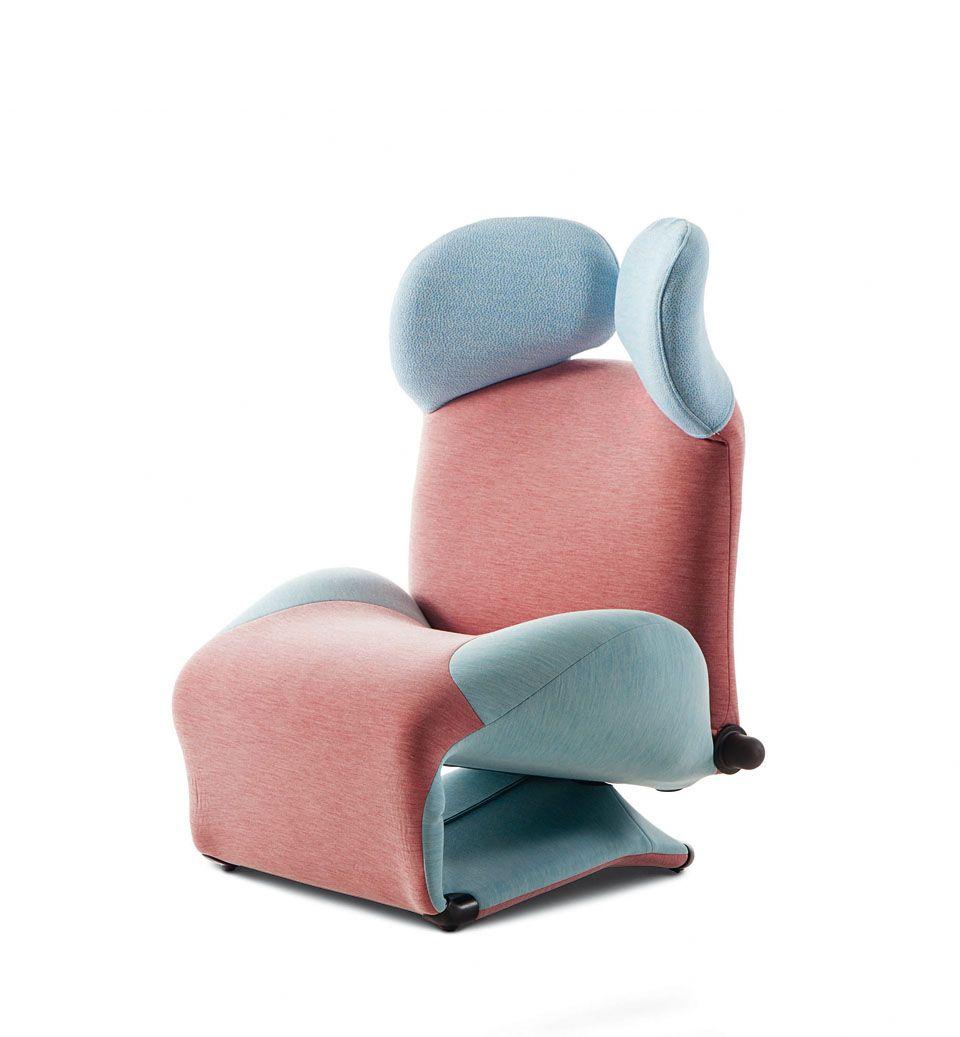le fauteuil wink revisit milk decoration - Fauteuil Mickey