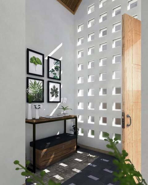 Top 50 Best Glass Block Ideas Obscured Light Designs Glass Wall Design Glass Blocks Wall Glass Blocks