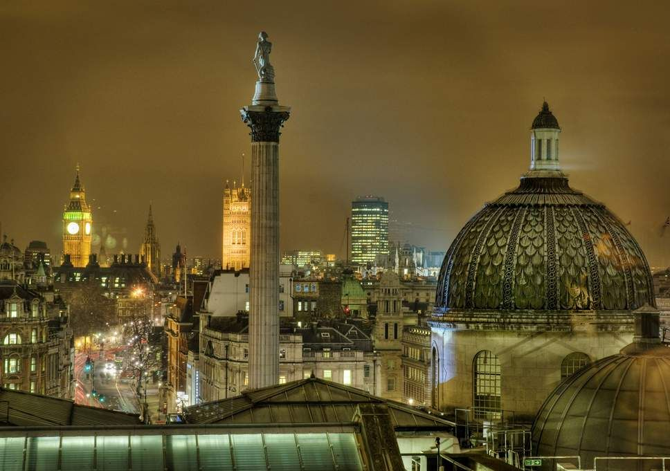 Places to eat near national portrait gallery