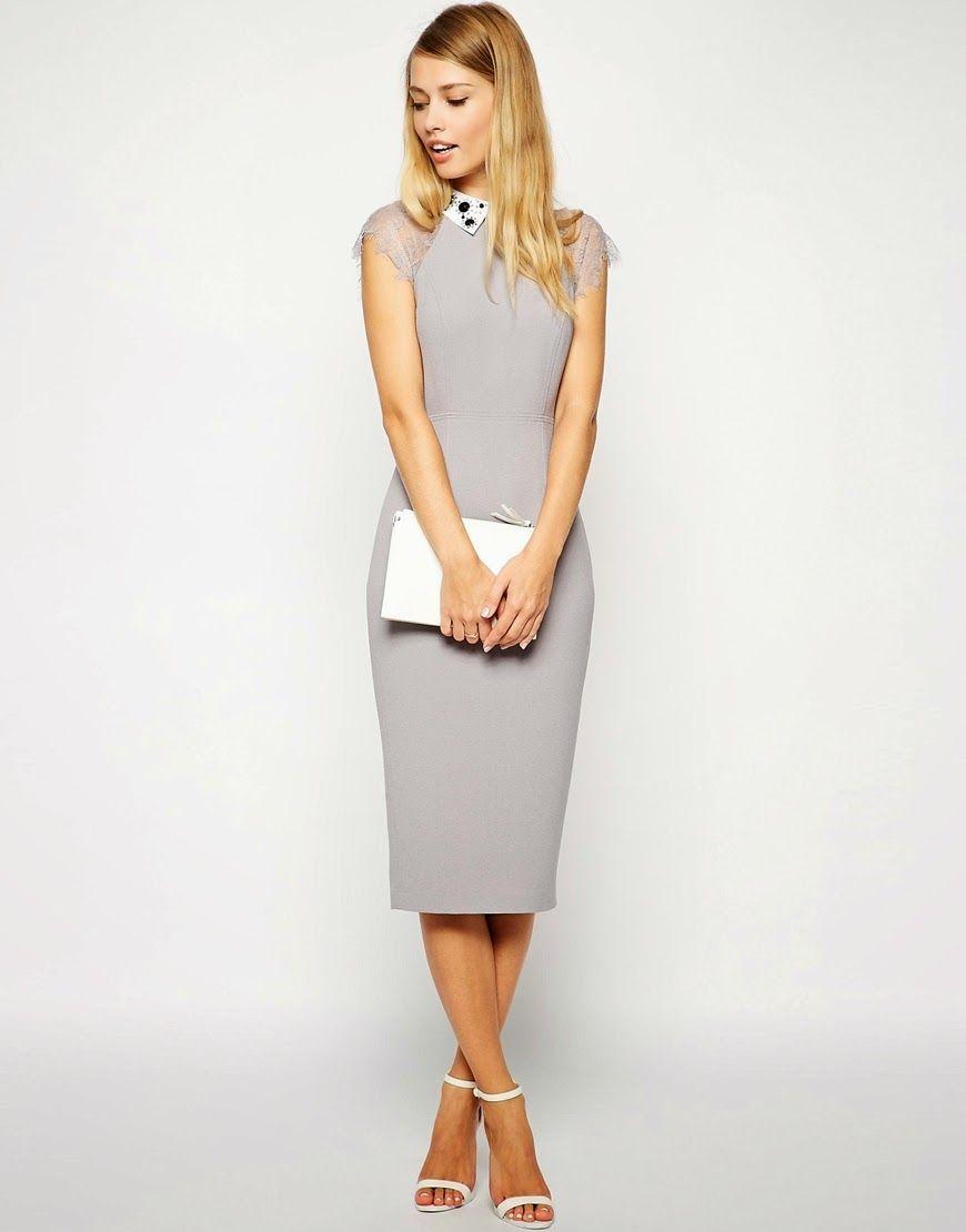 Vestidos para el dia de moda