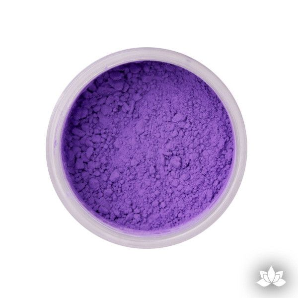 African Violet Petal Dust   Gum paste flowers, Sugaring and Gum paste
