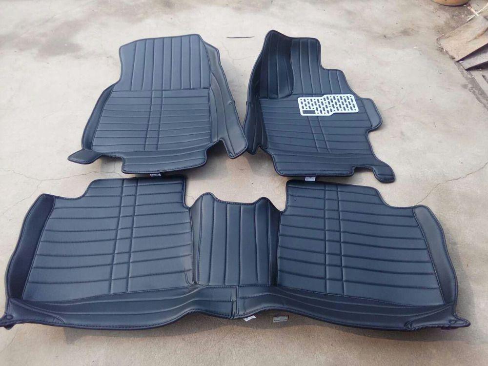 Customize Special Car Floor Mats For Right Hand Drive Hyundai Sonata 2016 2004 Waterproof Durable