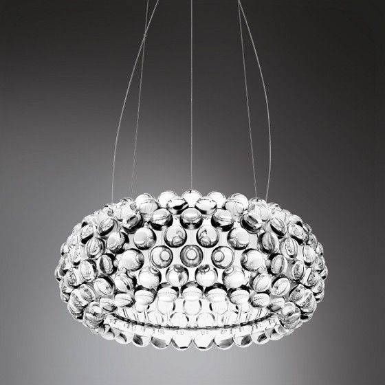 Caboche Media Led foscarini caboche suspension media led dimmable lights