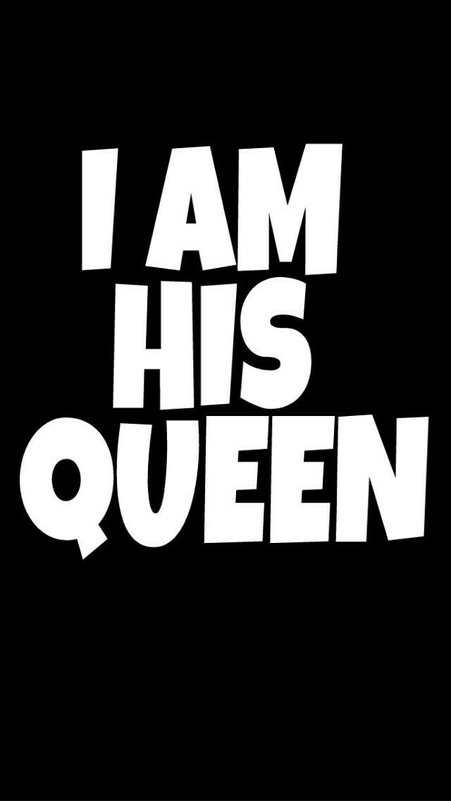 His Queen IPhone Wallpaper Queens Iphone Wallpapers Royalty