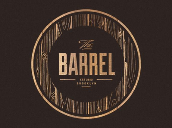 18 Awesome Wood Logo Designs | Webdesign Core | design | Pinterest ...