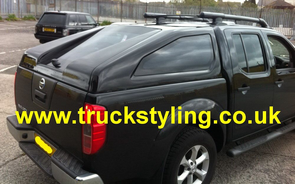 nissan navara d40 sloping hard top canopy 1 349. Black Bedroom Furniture Sets. Home Design Ideas