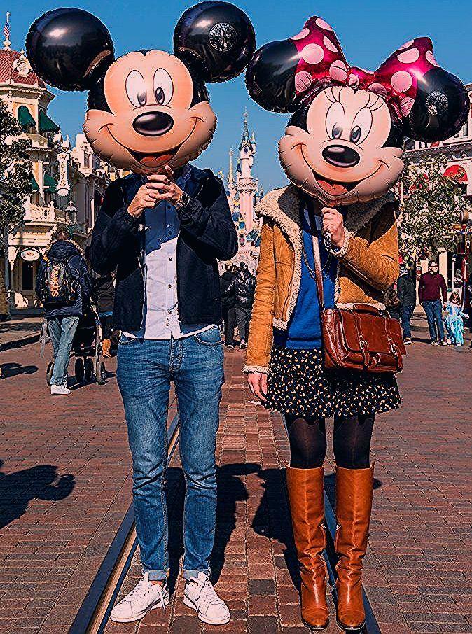 A view on Disneyland Paris
