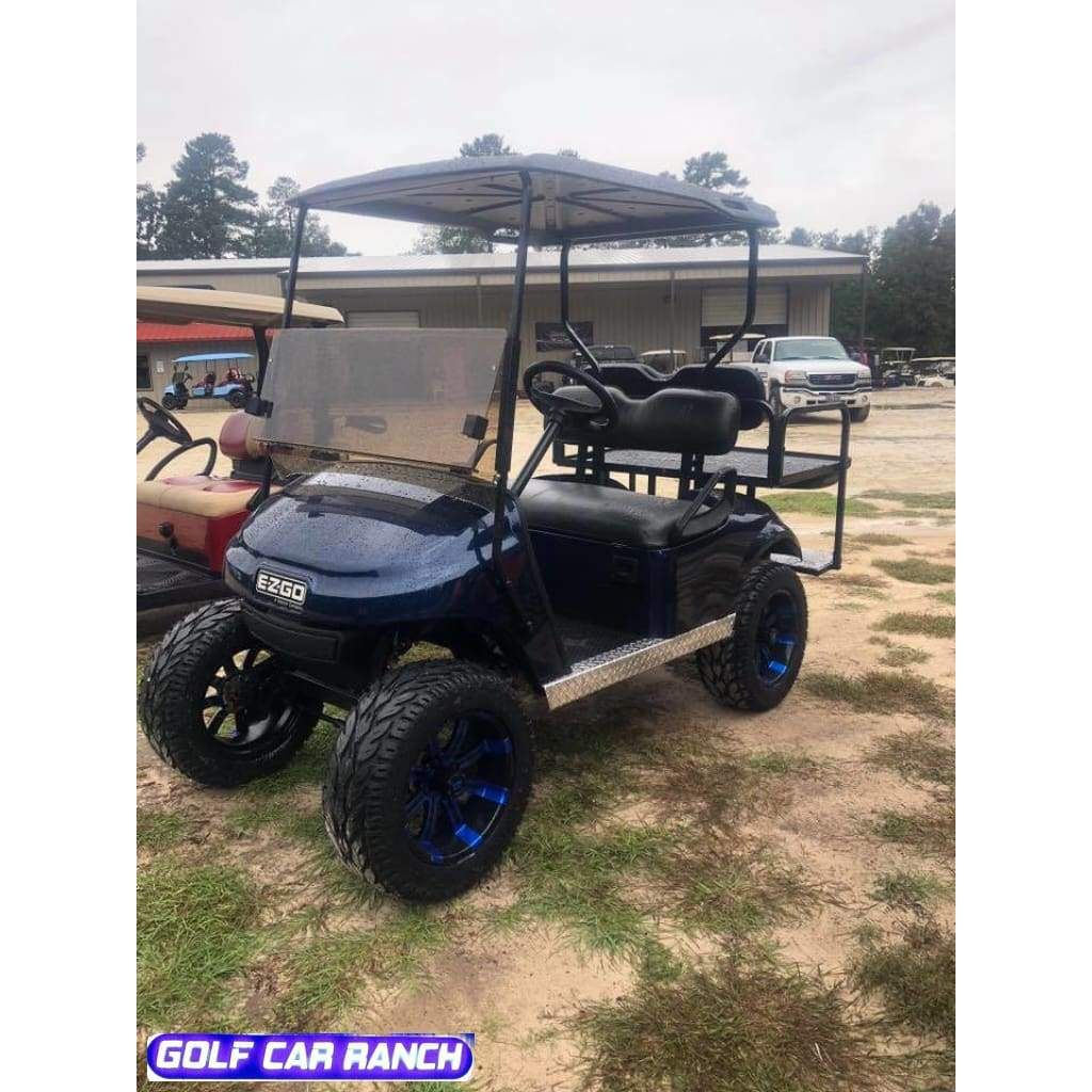 21++ Can you jumpstart a golf cart with a car information