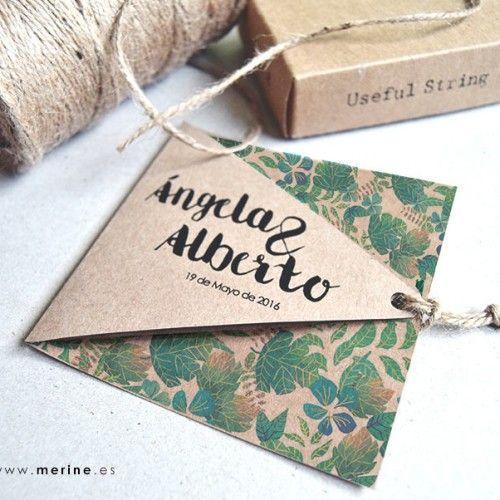 invitaciones-de-boda-originales manualidades¡ Pinterest - invitaciones para boda originales