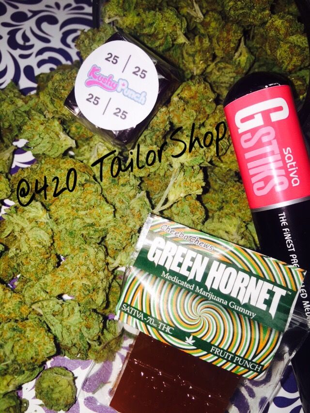 5g 1/8th all day @ 420tailorshop