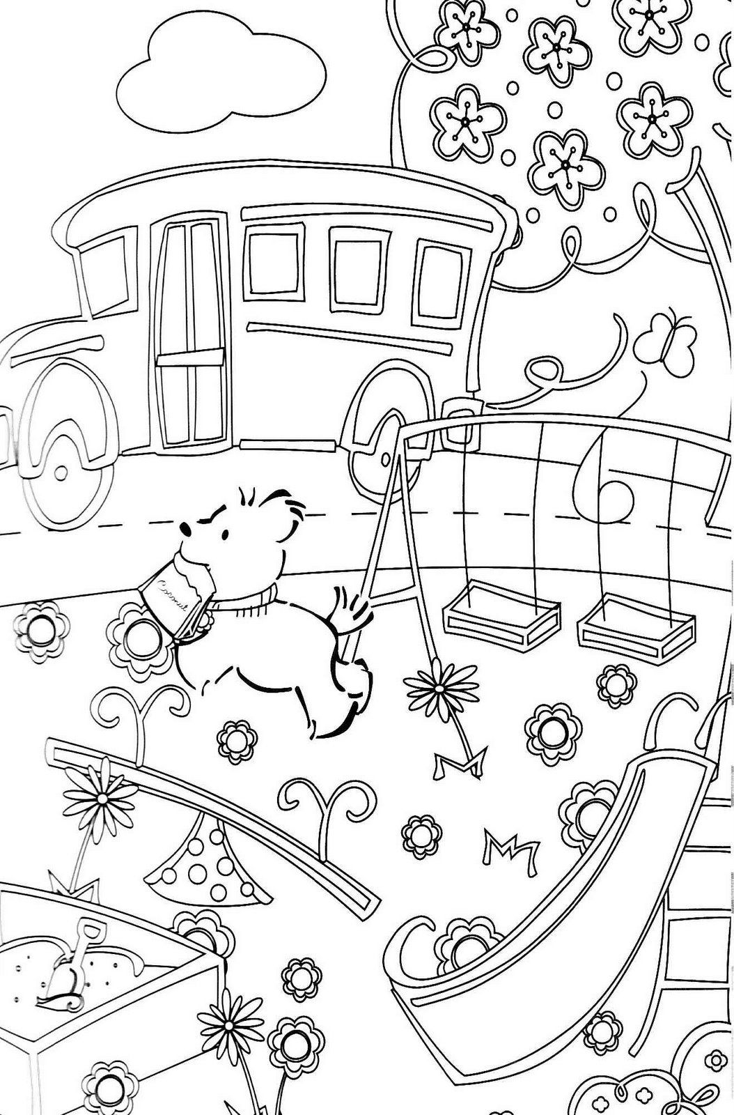 Coloring sheets for adults transport buses - American Girl Coloring Pages American Girl Coloring Page Bus Kids Coloring Pages