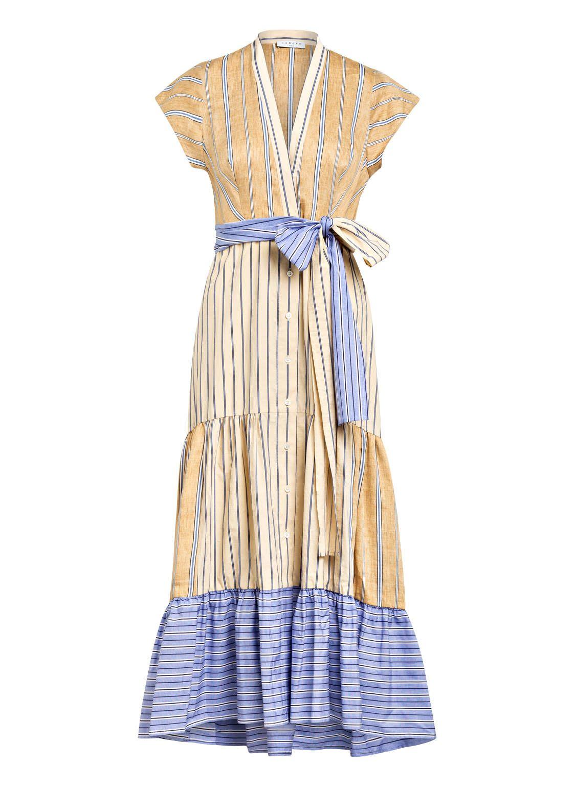 Leinenkleid von sandro bei Breuninger kaufen