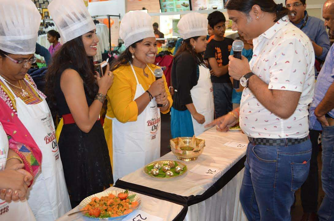 How To Plate Your Food Like A Pro: Celebrity Chef Shailendra Kekade Reveals His Secrets At HyperCITY Budding Chef Contest Finale