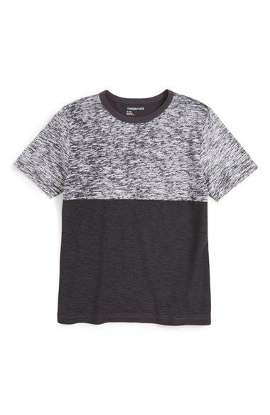 Tucker + Tate 'Inside Out' Crewneck T-Shirt (Big Boys)