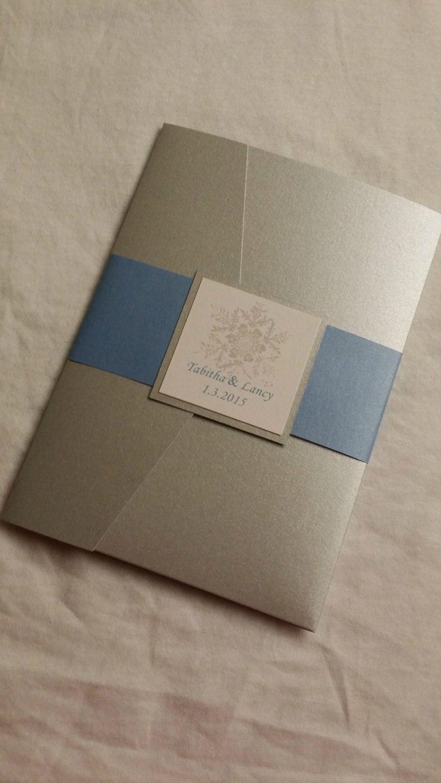 Pin by Te\'Yanna Harvey on Cards | Pinterest | Winter wedding ...
