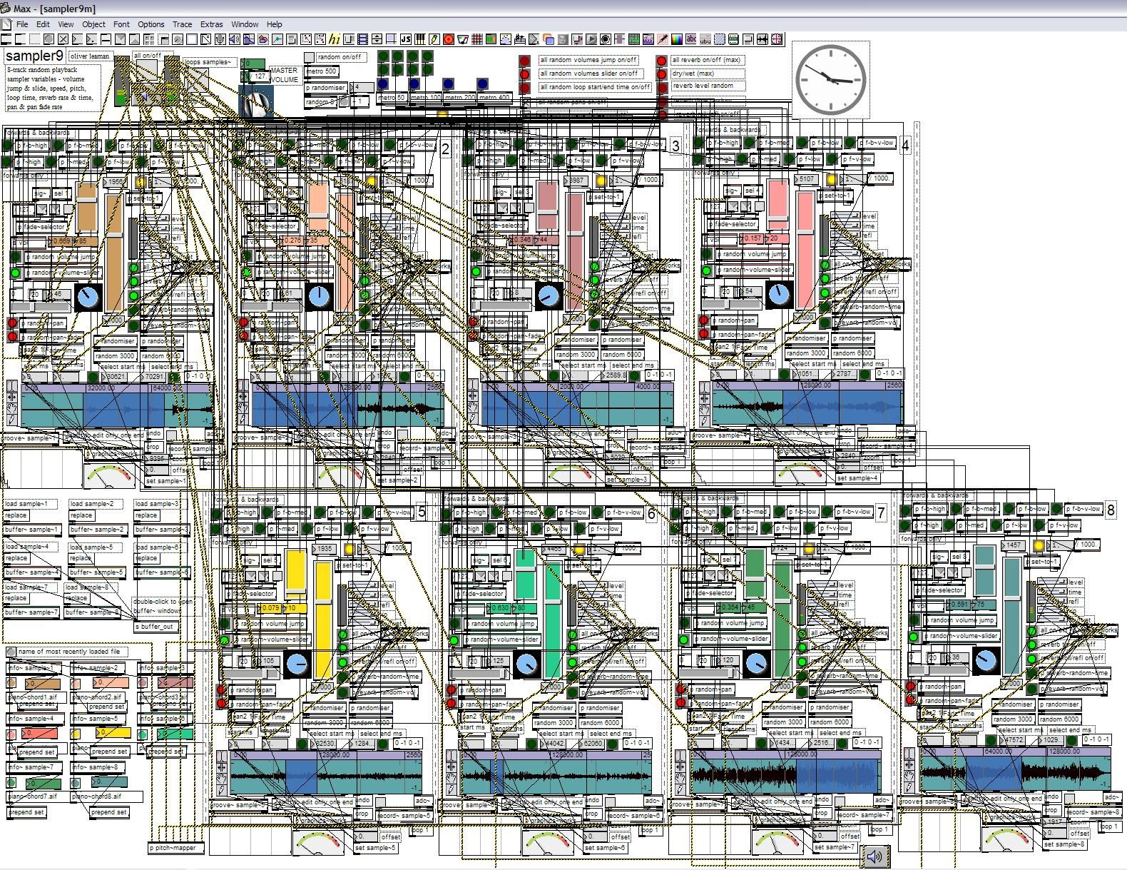 Max Msp Music Technology In 2018 Pinterest Electronic Supply Ucc28600 0 30v 5a Adjustable Smps Circuit Schematic