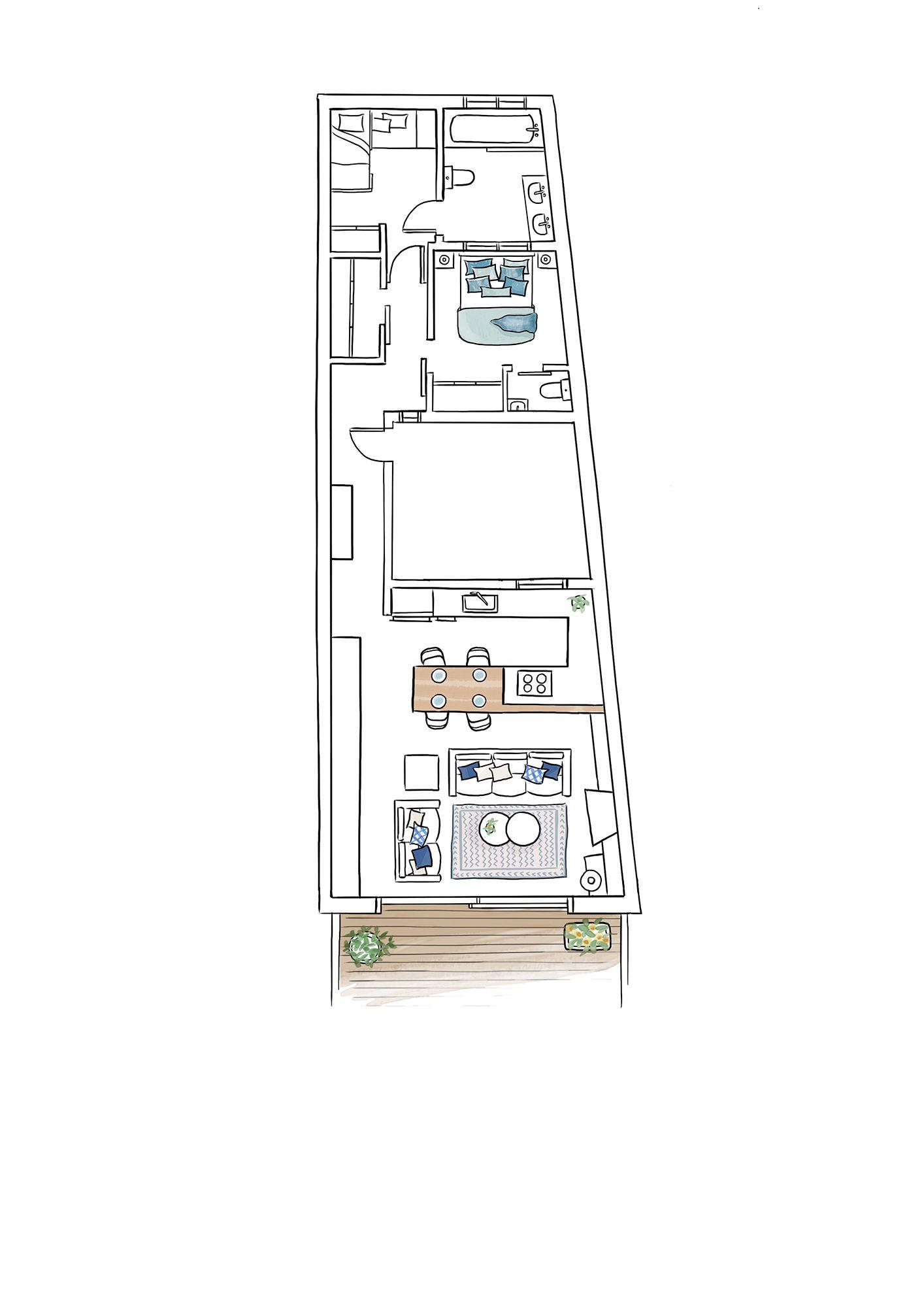 Aquí Huele A Verano Casa Pequeña Home House Y House Plans