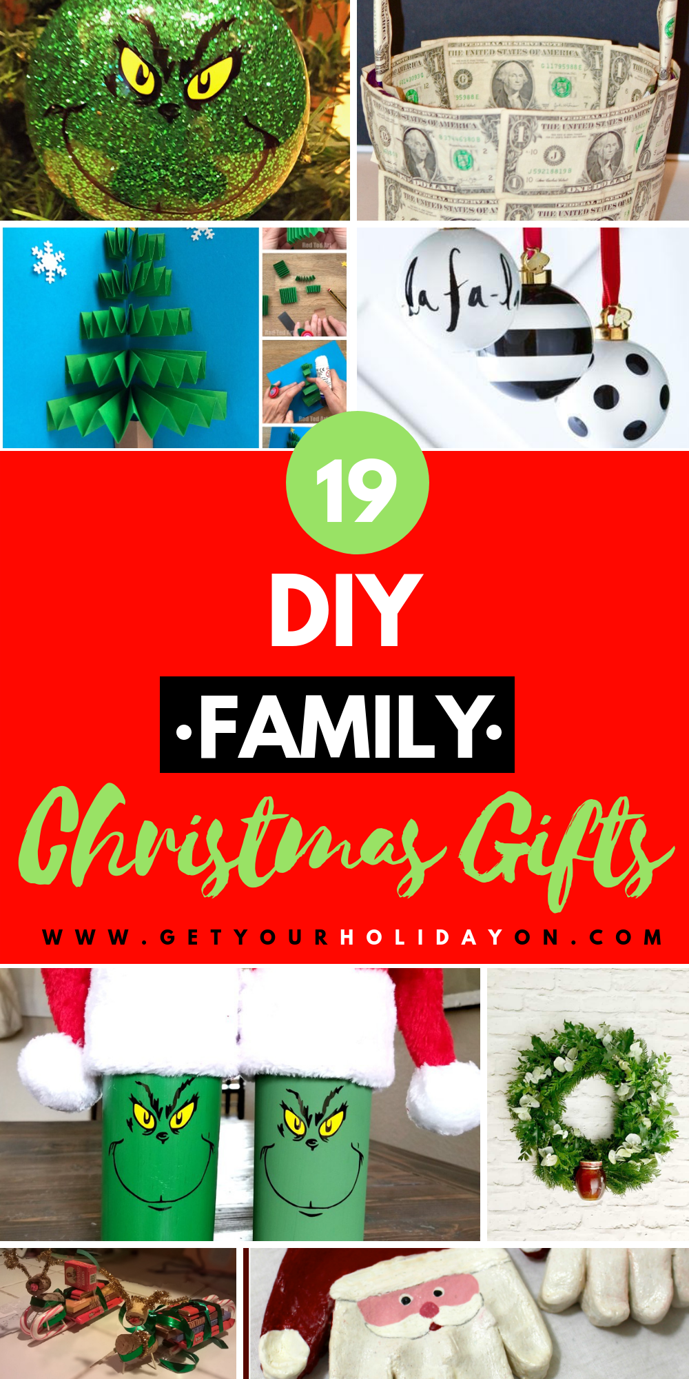 DIY Christmas Gifts that are Super Cute and Easy to Make! | DIY ...