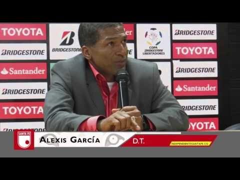 RT @SantaFe: [Rueda de prensa] Independiente Santa Fe (1) - Corinthians (1) :: Copa Bridgestone Libertadores 2016 https://t.co/Onbzzjkpjz