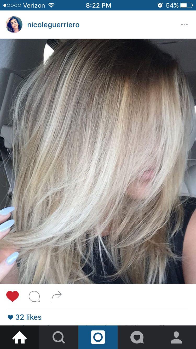 Nicole Guerriero Hair Color Hair Nails Hair Color Face Hair