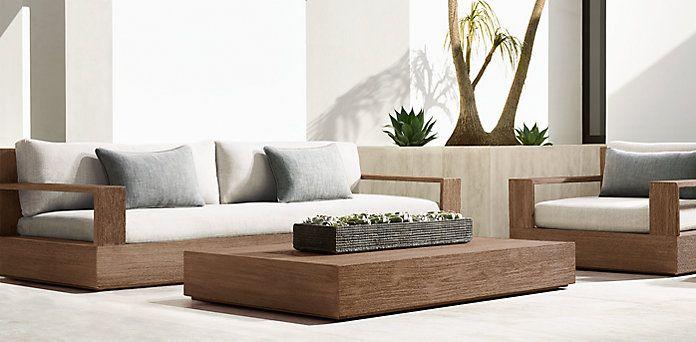 Marbella Collection Natural Teak Outdoor Furniture Cg Terrace Furniture Restoration Hardware Outdoor Furniture Teak Patio Furniture