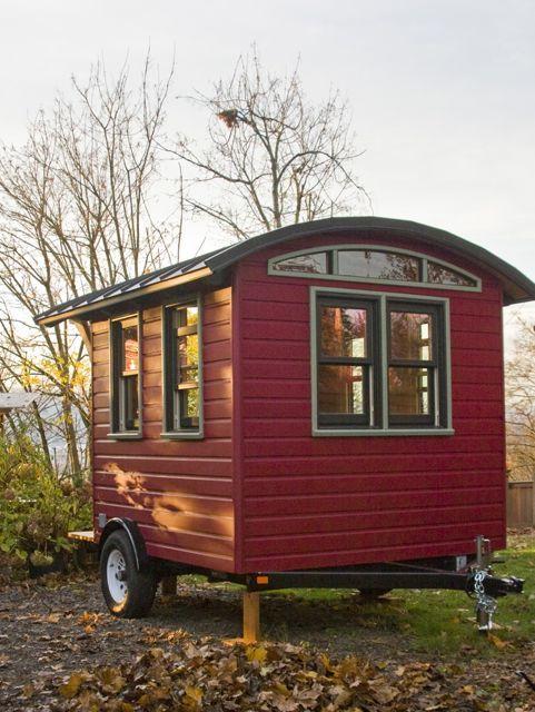 The Don Vardo Tiny House Plans Shed to tiny house, Tiny