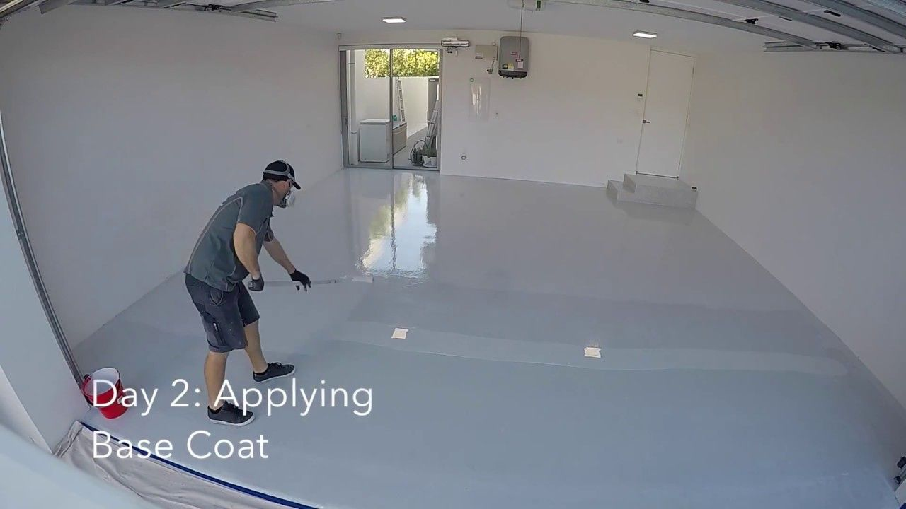 How To Install Epoxy Flooring