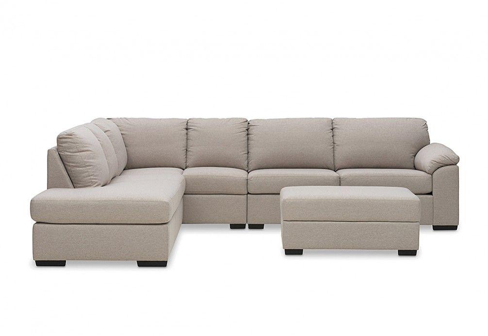 Rumpus Fabric Corner Chaise Suite Super Amart
