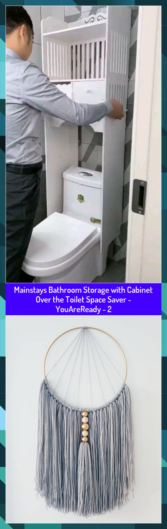 Mainstays Bathroom Storage With Cabinet Over The Toilet Space Saver Youareready 2 Bathroom Cabinet Mainstays Save In 2020 Bathroom Storage Space Savers Storage