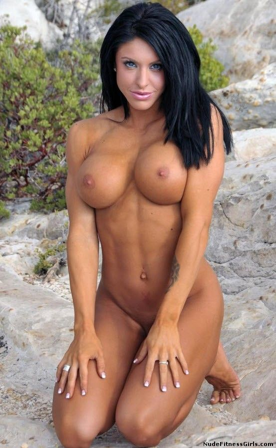 Hot fitness actresses nearly nude — 11