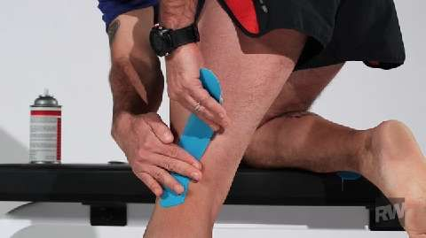 How to Prevent Hamstring Strain with Kinesio Tape