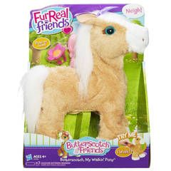 Furreal Friends Butterscotch My Walkin Pony Pet Hasbro Toys
