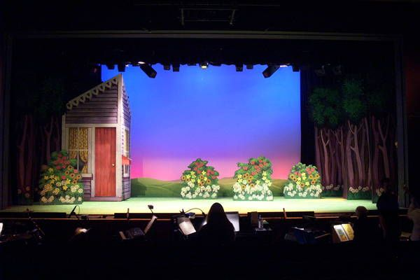 Munchkin Land | School Play Ideas: Wizard of Oz | Wizard of