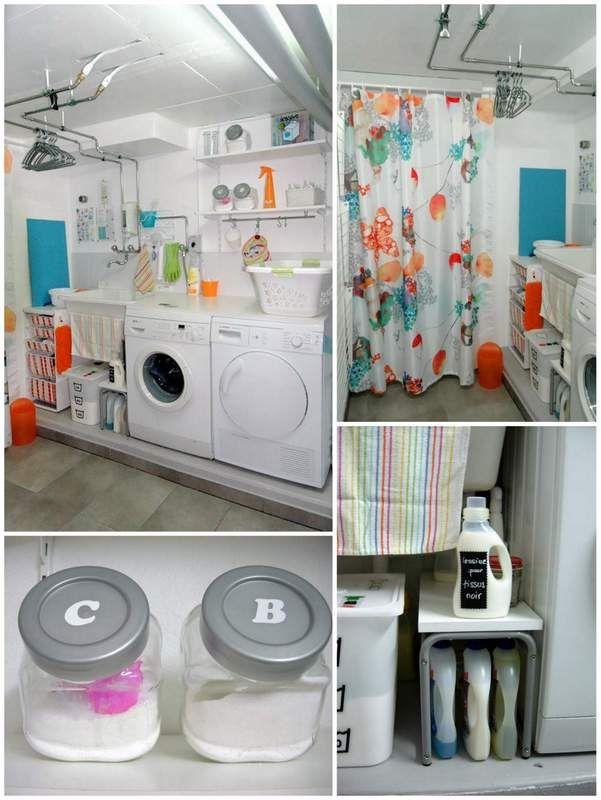 industrielle salle de inspiration bains. Black Bedroom Furniture Sets. Home Design Ideas