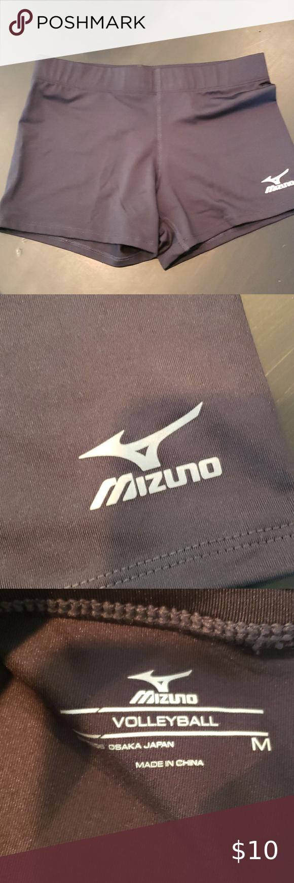 Mizuno Volleyball Spandex Short In 2020 Volleyball Spandex Spandex Shorts Volleyball Spandex Shorts