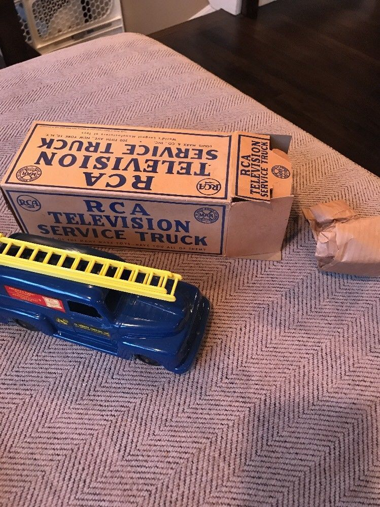 Simply vintage 50 s toys something