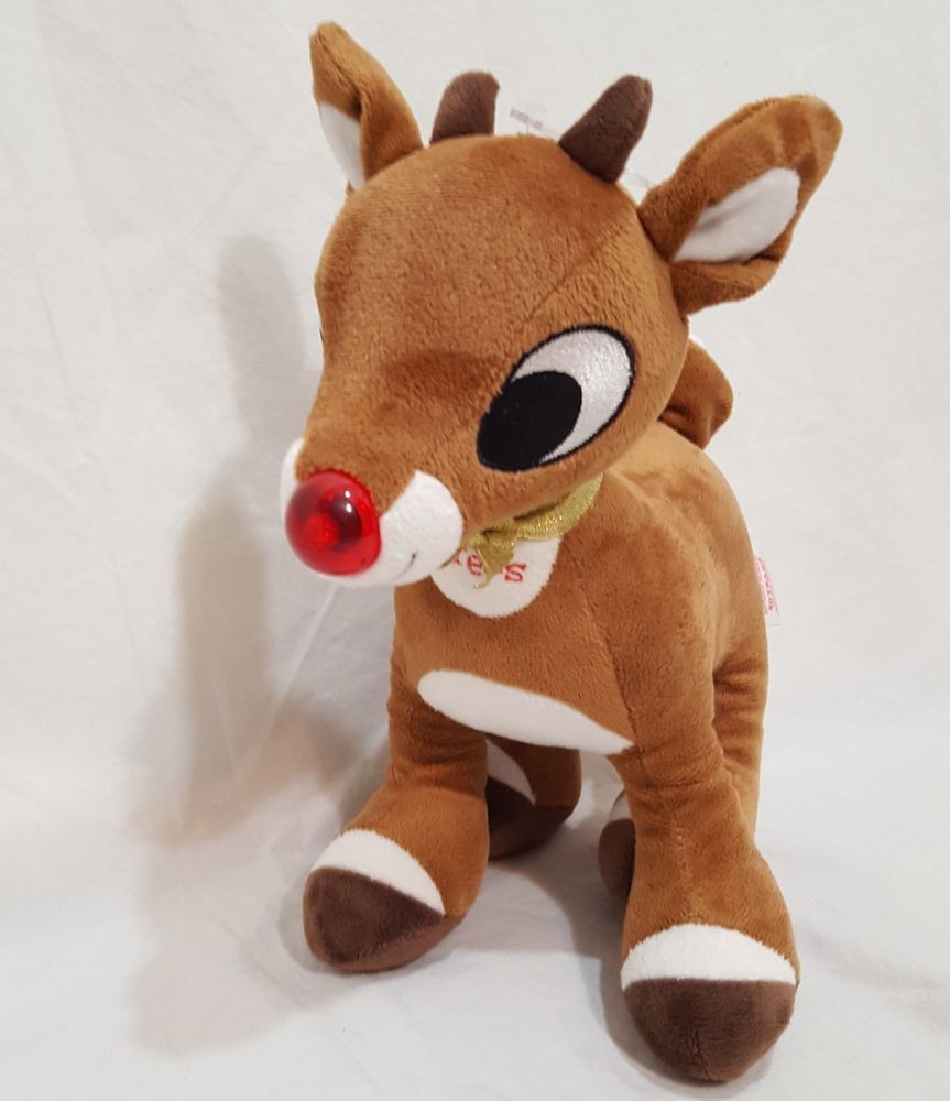 Rudolph Red Nosed Reindeer LightUp 50 Year Anniversary