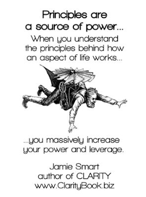 Clarity: The Power of The Principles (by Jamie Smart