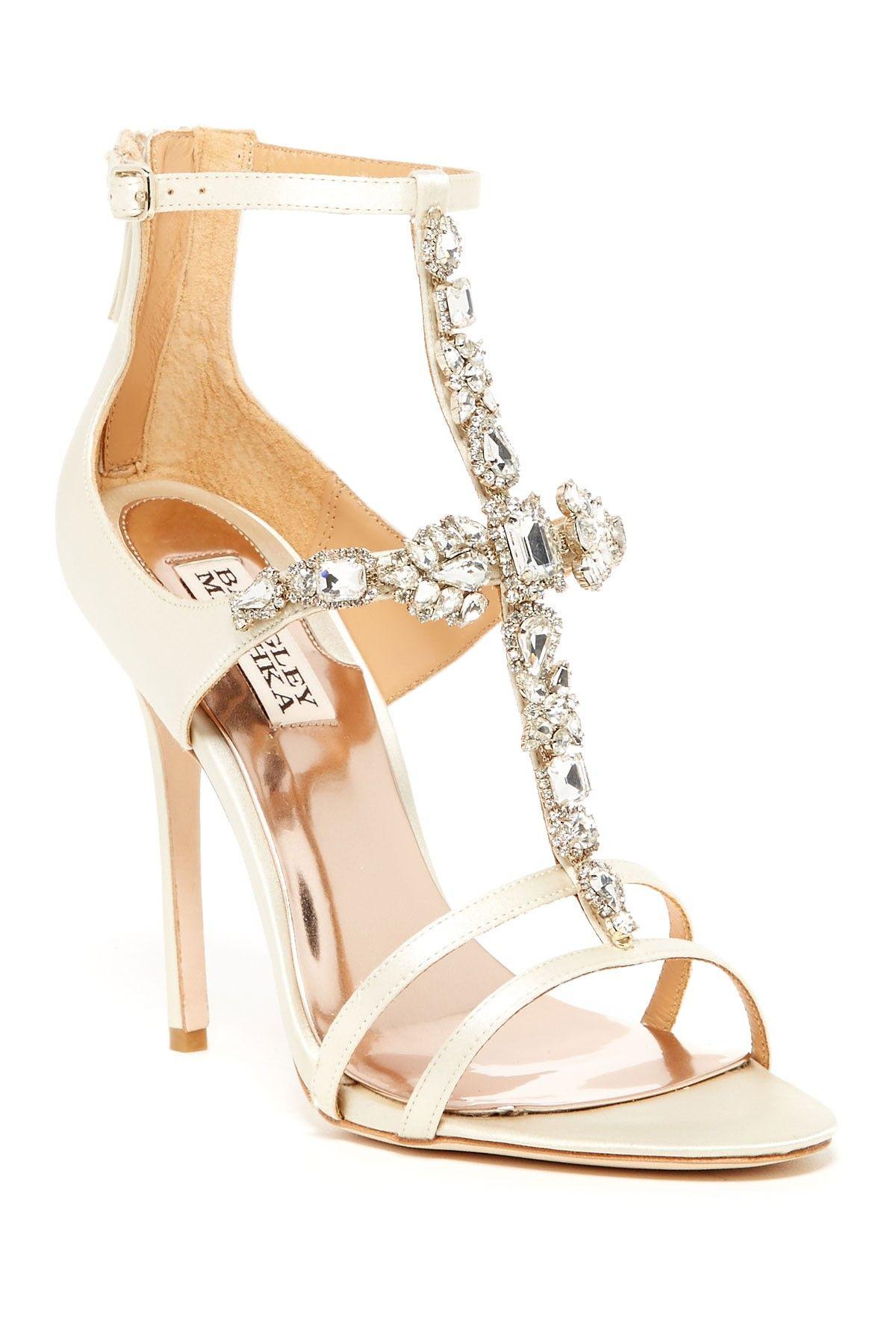 Badgley Mischka Giovanna Dress Sandal Nordstrom Rack