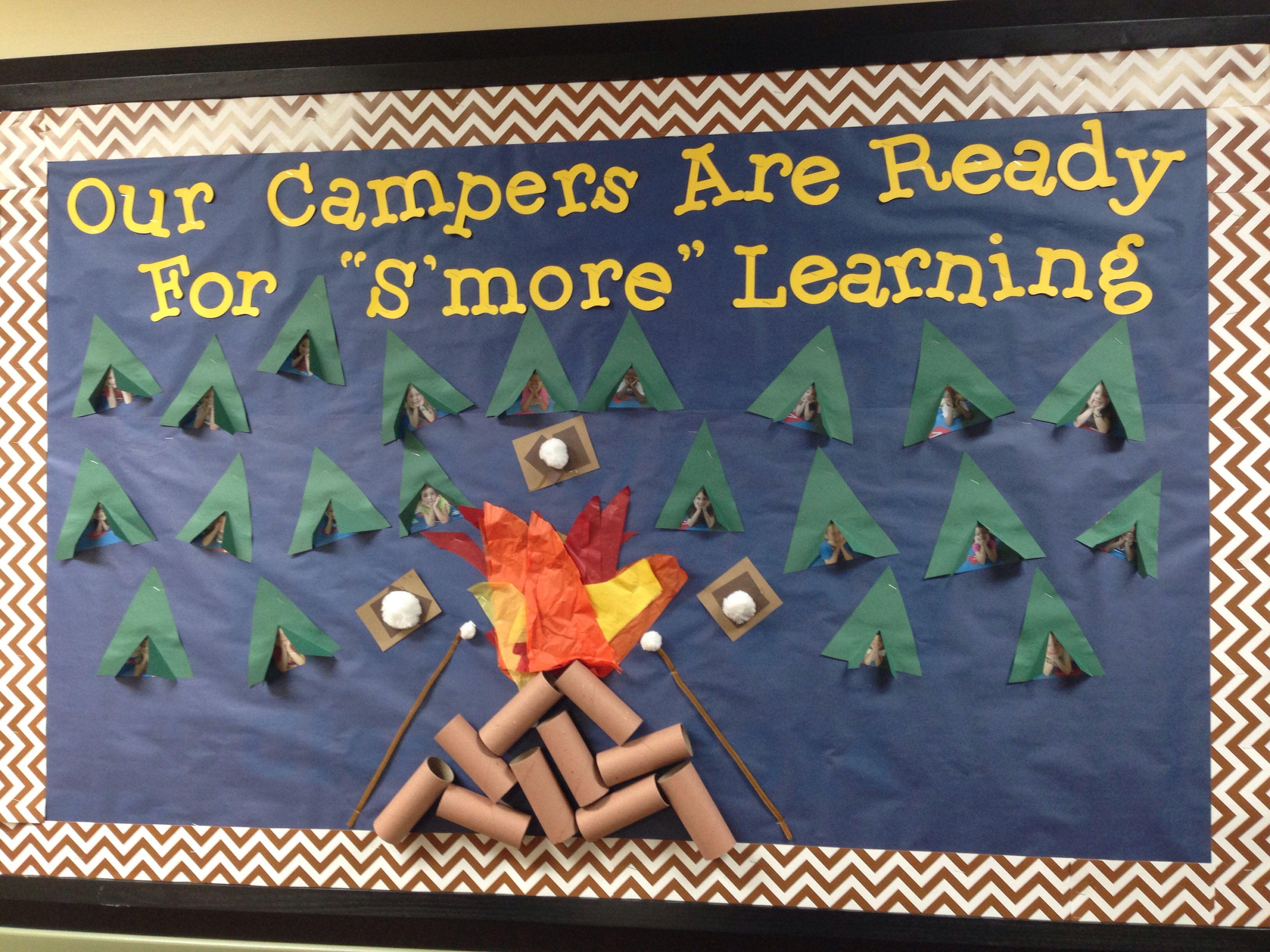 Summer Camp Board