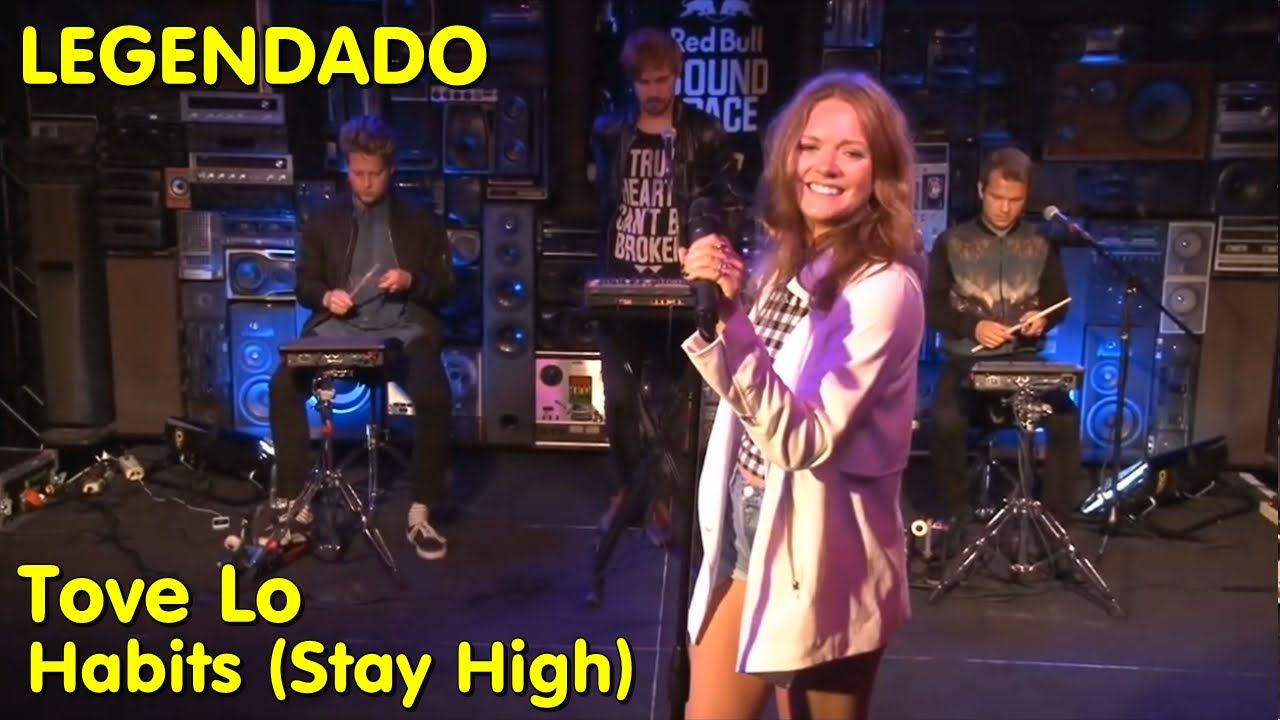 Tove Lo - Habits (Stay High) (LIVE: KROQ) [LEGENDADO]