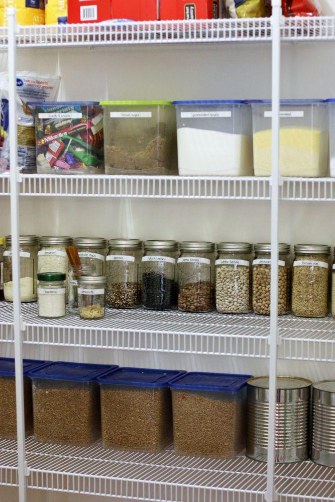 a pantry bigger than my boston kitchen diy kitchen storage kitchen organization pantry deep on kitchen organization diy id=38425