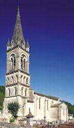 Église Notre-Dame - Visites en Aquitaine