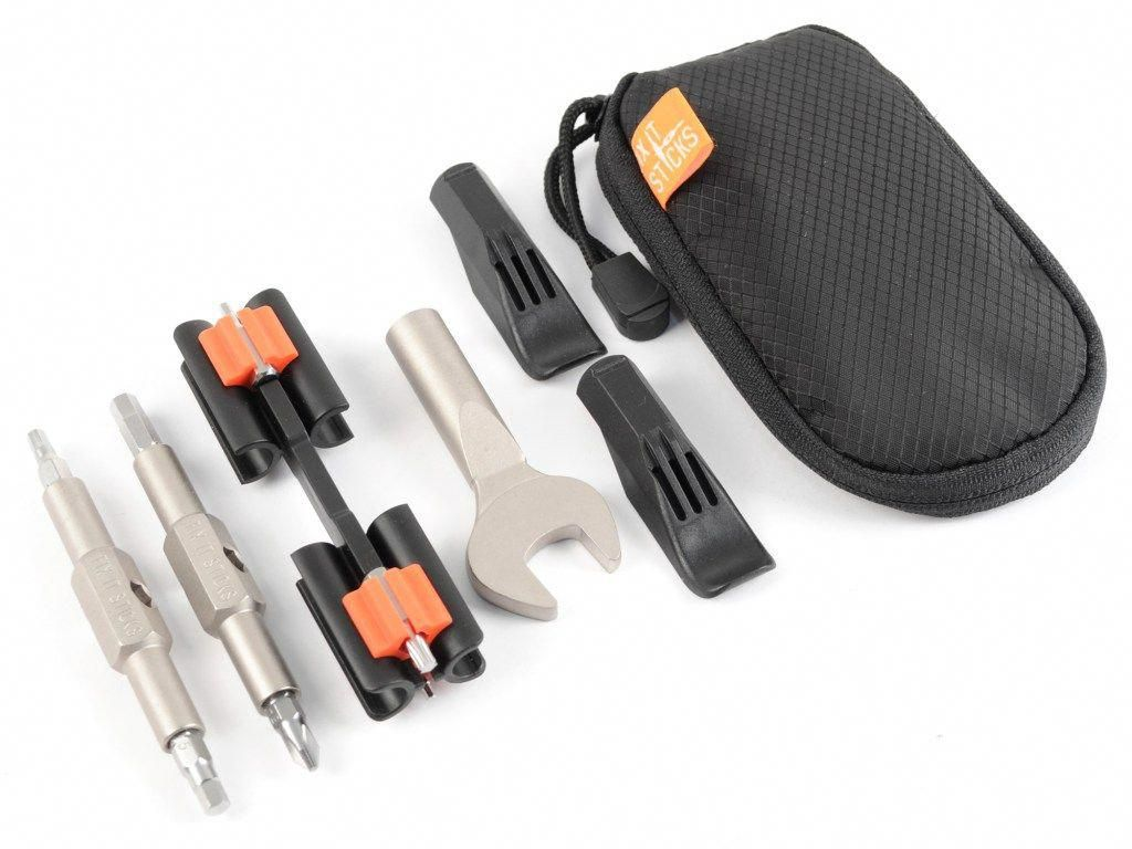 Fix It Sticks Compact Tool Kit Includes Chain Breaker Tire Levers
