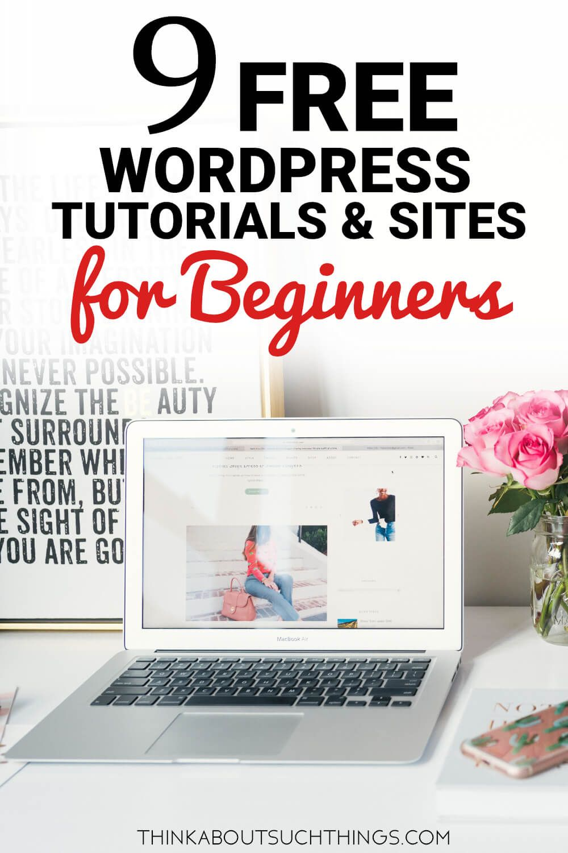 9 Best WordPress Tutorials & Sites for Beginners (All Free