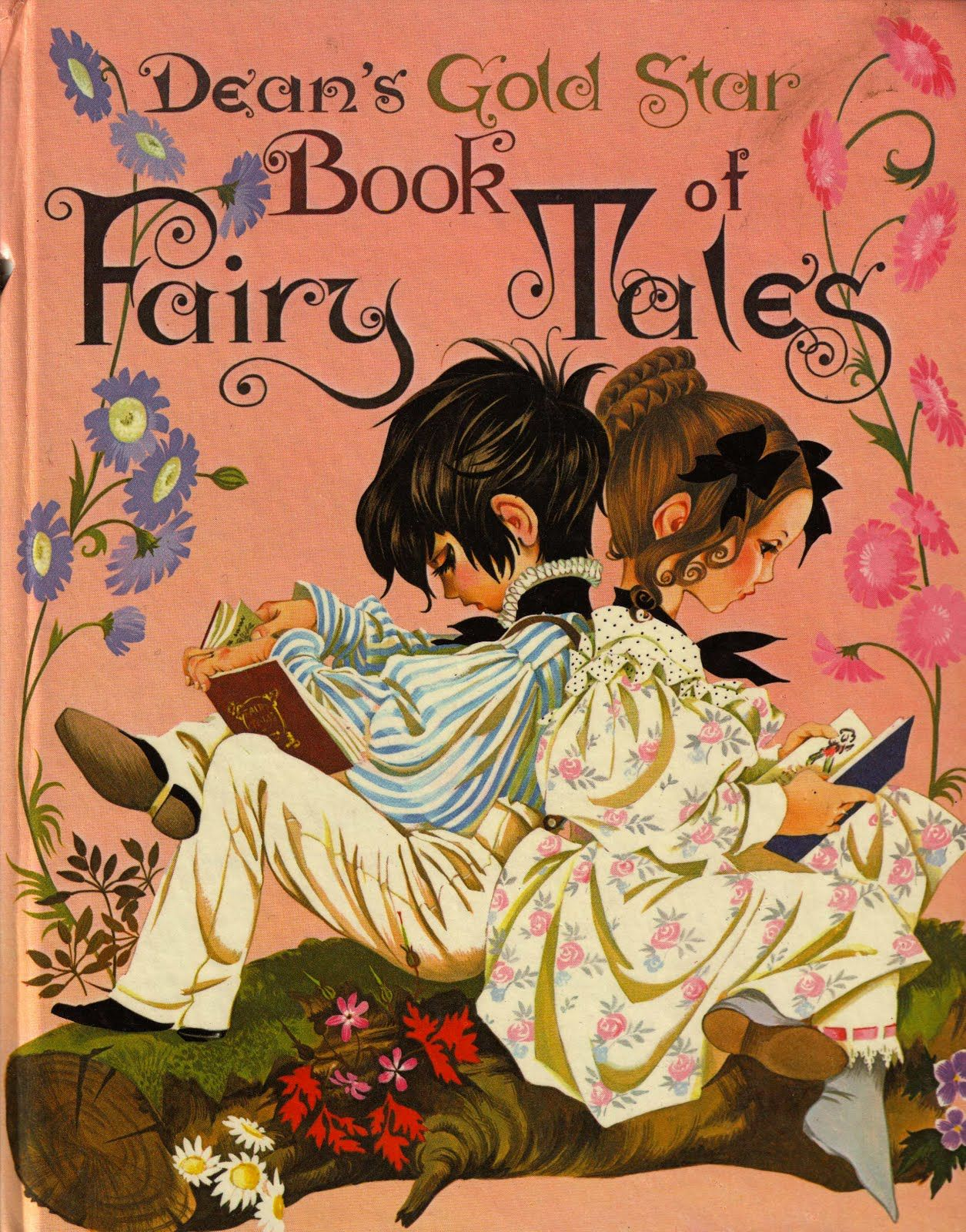 All By My Shelf Deans Gold Star Book Of Fairy Tales Childrens Books Illustrations Fairy Tale Books Book Illustration