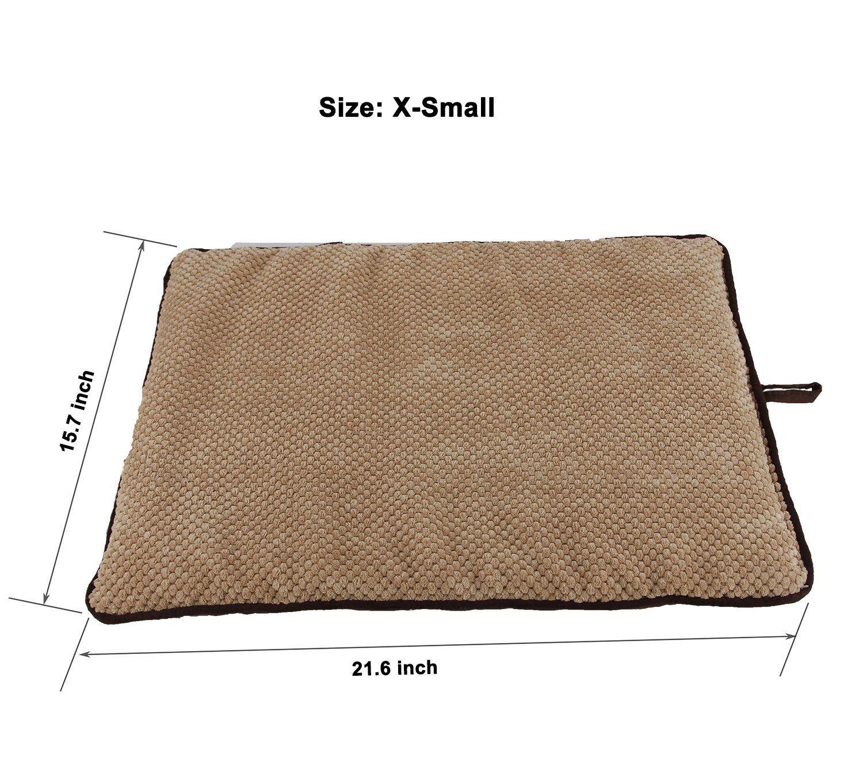Pawise Breathable Dog Mat Waterproof Teflon Dog Bed Mat Machine