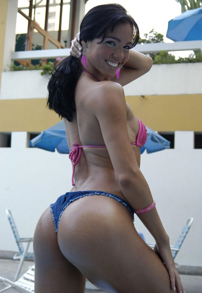 Mature latina big booty pt1